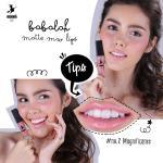 Babalah Matte Me Lip No.2 สี Magnificanee