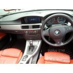 BMW series 3 E93 ลาย 101 ดำแดง