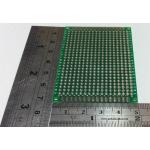 PCB Universal board 5x7cm (ด้านเดียว)