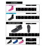 รองเท้า Boot แบบต่างๆและถุงเท้า ยี่ห้อ GULL