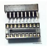IC Socket 18 Pin