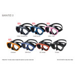 Gull Mantis 5 Mask หน้ากากดำน้ำยี่ห้อ gull รุ่น mantis คุณภาพเยี่ยมจากญ๊่ปุ่น