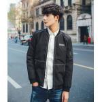 เสื้อแจ็คเก็ต J004 (สีดำ) - พร้อมส่ง