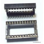 IC Socket 24 Pin