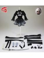 TF TOYS TF01 sexy female robot head and clothing suit