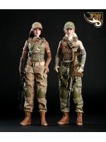 Fire Girl Toys FG003, FG004 1/6 Tactical female series suit