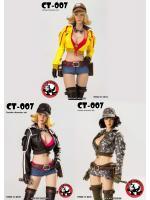 CAT TOYS CT007A / CT007B / CT007C Repairman suit with head