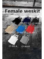 1/6 CF-003 Slim vest