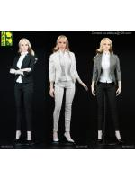 AFS TOYS A012 Women's slim suit