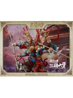 INFLAMES TOYS IFT-016 Jurney To The West: Monkey King Series - Version Of Three Heads and Six Arms