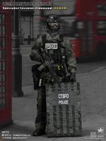 Easy&Simple 26017S British Specialist Firearms Command SCO19 Shieldman