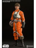 SIDESHOW 1/6 Star Wars Episode IV: A New Hope - Luke Skywalker: Red Five X-wing Pilot