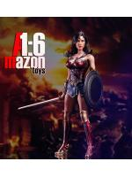 AMtoys AM001 Amazon female warrior Armor female body