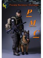MCCTOYS MCC-004A PMC Private Military Contractor (not included body, head and dog)
