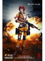 VERYCOOL VC-TJ-04 Wefire Of Tencent Game Fourth Bomb: Female Mercenary - Heart King