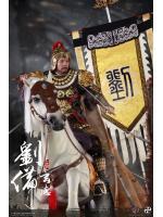 303TOYS NO.320 220 120 THREE KINGDOMS SERIES - LIU BEI A.K.A XUANDE (ARMED VERSION)