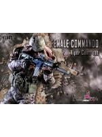FeelToys FT003 Female Commando Viper Camo Set