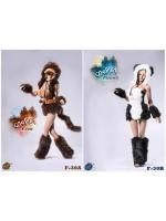 POPTOYS F-30A,B Animal Cosplay Suit