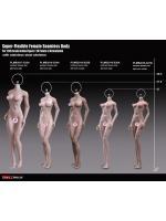 TBLeague PLMB2018-S24A / 25B / 26A / 27B 1/6 Flexible Female Seamless Bodies