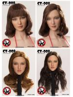 Cat Toys CT-008 Females Headsculpt