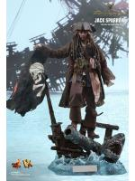 Hot Toys DX15 PIRATES OF THE CARIBBEAN: DEAD MEN TELL NO TALES - JACK SPARROW