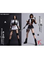VStoys 18XG10 Female Agent Uniform