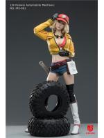 Sear Man MS-001 1/6 Female Automobile Mechanic