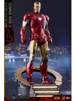 Hot Toys MMS378D17 THE AVENGERS - IRON MAN MARK VI