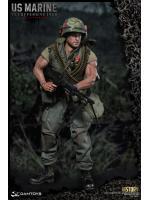 DAMTOYS 78038 HISTORY SERIES 1/6 U.S.MARINE (TET OFFENSIVE,1968) - VIETNAM WAR