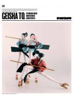 threeA Popbot GEISHA TQ
