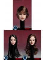 SUPER DUCK SDH002 Asian Headsculpt