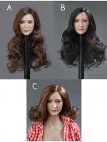 GACTOYS GC014 Asian beauty headsculpt