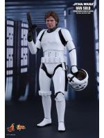 Hot Toys MMS418 STAR WARS: EPISODE IV A NEW HOPE - HAN SOLO (STORMTROOPER DISGUISE VERSION)