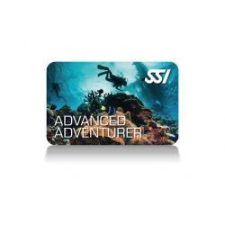 หลักสูตร Advance Adventurer ของ SSI