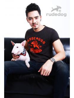 RudeDog รุ่น Indiana สีเทา