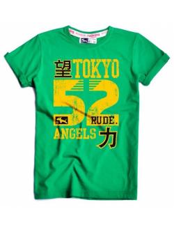 RudeDog รุ่น Tokyo สีเขียว