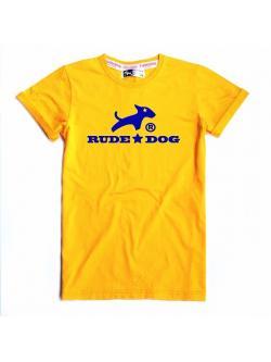 RudeDog รุ่น Rdlogo สีเหลือง