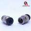 Pneumatic Connectors PC4-01 for 4mm OD tubing thumbnail 1