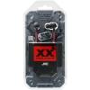 ขาย หูฟัง JVC HA-FX1X หูฟังพลังเบสสนั่น ไดรเวอร์ขนาดใหญ่เบิ้ม10mm. ขับพลังเบสหนักแน่นสะใจมาพร้อมกล่องแพคเกจ กล่องเก็บหูฟัง และอุปกรณ์เต็มสูบ