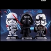 Hot Toys COSB290, COSB 402-403 STAR WARS: THE FORCE AWAKENS - COSBABY (L) BOBBLE-HEAD SERIES