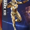 Hot Toys MMS341 IM3 - Midas Mark XXI (Gold Chrome Version)