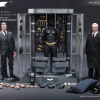 HOT TOYS MMS236 The Dark Knight - Batman Armory with Bruce Wayne and Alfred Pennyworth