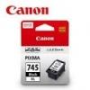 ตลับหมึกแท้ Canon 745 สีดำ Black ราคา 550 บาท