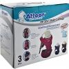 Attoon เป้อุ้ม2in1 พร้อมผ้าคลุมกันแดด รุ่น115310 (สีน้ำเงิน)