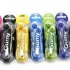 หูฟัง JVC Gummy น้ำหนักเบา ใสสบาย หลากสีสัน สวยงาม ราคาประหยัด