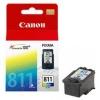 ink Canon CL-811 ตลับ-หมึก-แท้-หมึกสี CL-811 ราคา 750฿