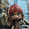 Hot Toys COSB373 PIRATES OF THE CARIBBEAN: DEAD MEN TELL NO TALES - JACK SPARROW (FIGHTING POSE VERSION)