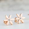 Five Petals Earring