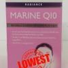 Blackmores Radiance Marine Q10 แบลคมอร์ส เรเดียนซ มารีนคิวเทน 60 แคปซูล ถูกสุด ส่งฟรี