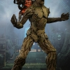 Hot Toys MMS254 GUARDIANS OF THE GALAXY - ROCKET & GROOT SET